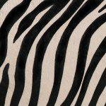 Piel Luxury Printed Zebra Maxi White / Black