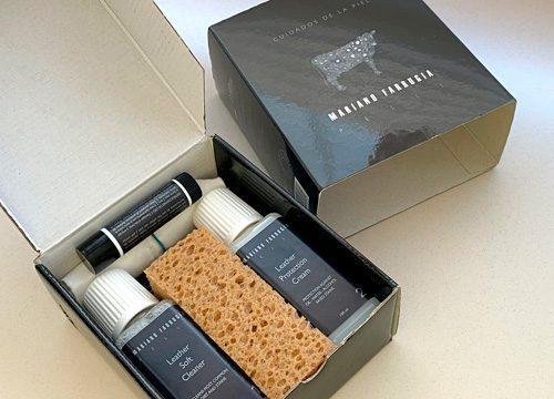 kit de limpieza de la piel - Mariano Farrugia