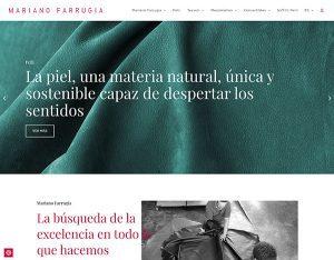 home web Mariano Farrugia